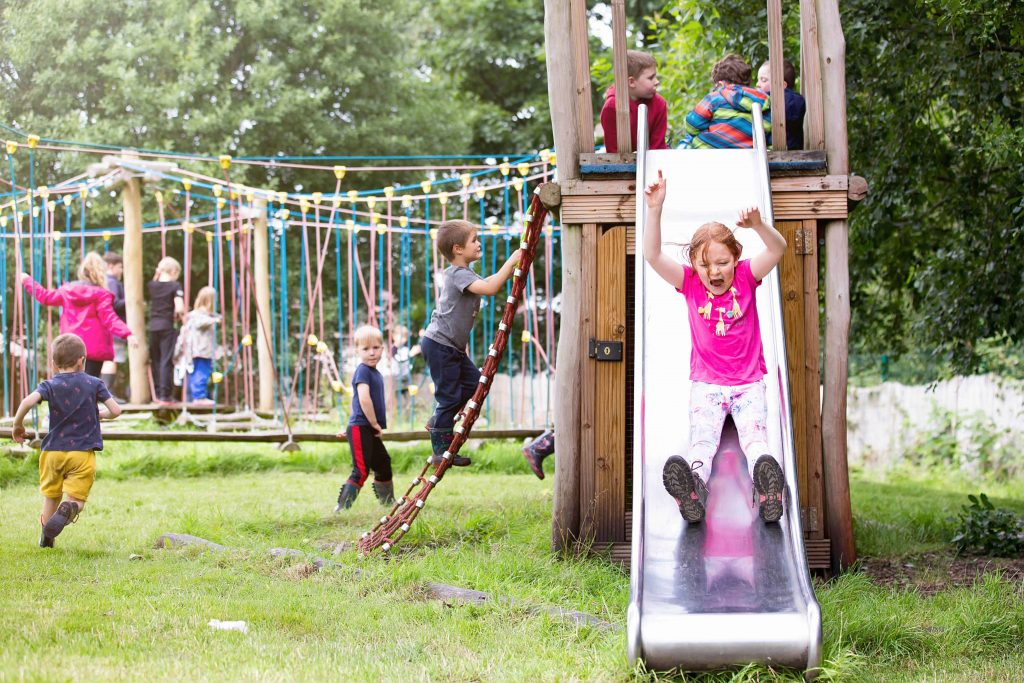 Our Adventure Playground