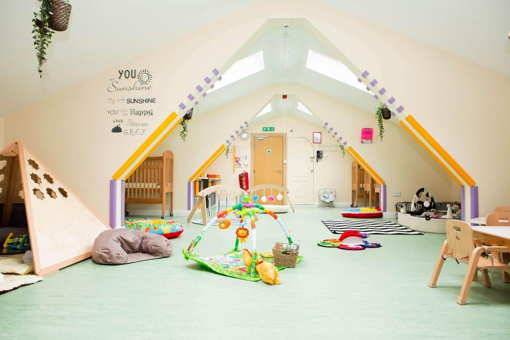 Tiny Stars Room